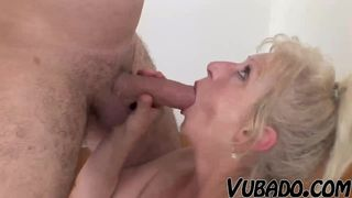 Alte geile Vagina feucht