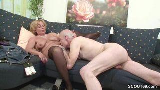 blonde oma will heute guten sex porno
