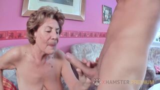 Deutschen Oma porno