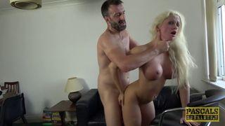 Dicke Schwarze will Sex