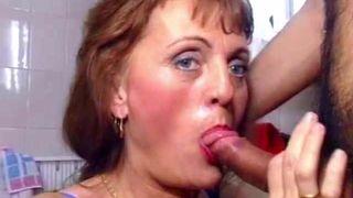 Die Alte Porno