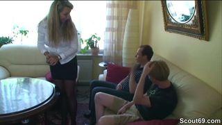 Fuss Fetisch Sex in Pornos