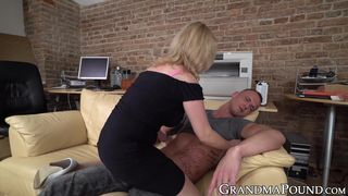Geile alte will wie im Oma Porno ficken