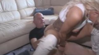 Hardcore Sex in Porno Filmen