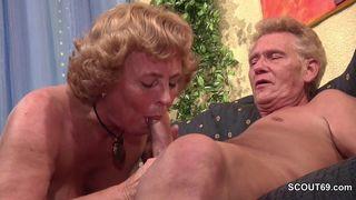 oma will einen jungen schwanz porno