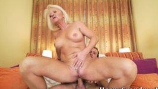 Omasex – Alte Hexen Porno
