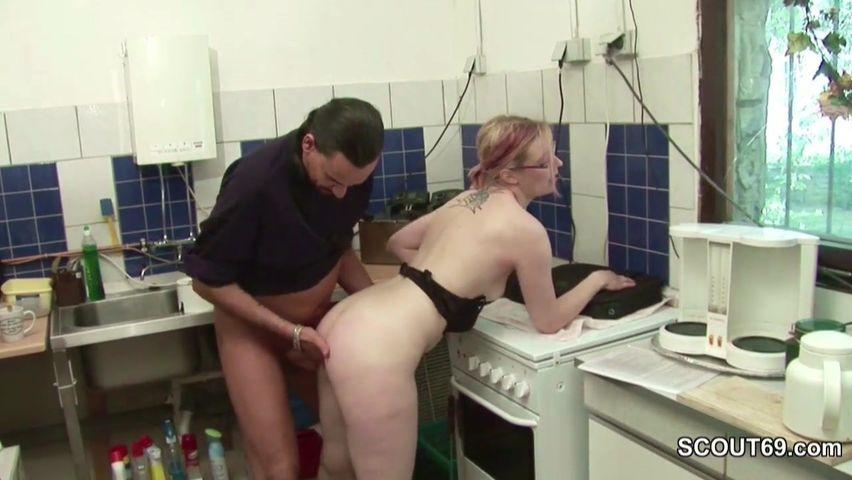 Dreckig geiler POV Porno