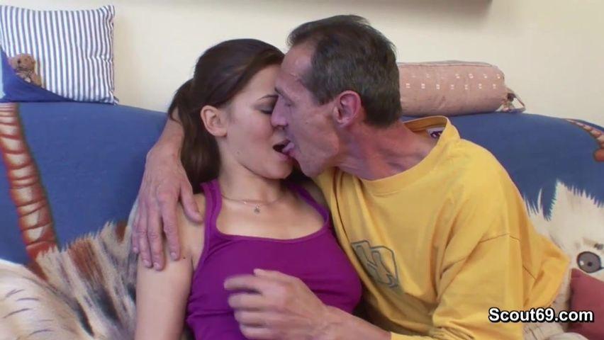 Meiner Stiefvater und ich beim Sex