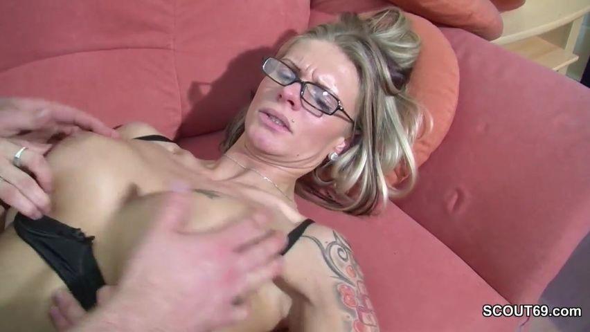 Omsex im Altersheim mit deutscher Grossmutter