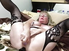 oma-masturbation