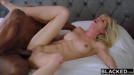 Besamung beim Creampie Sex